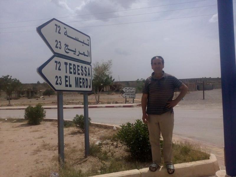 Hafit continue à sillonner les différentes localités de Tebessa avec son ami Mokhtar.(Juin 2016) 117