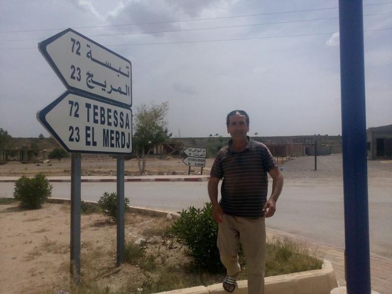 Hafit continue à sillonner les différentes localités de Tebessa avec son ami Mokhtar.(Juin 2016) 118