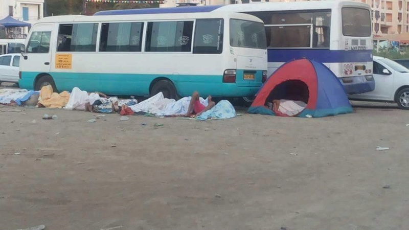 Vacances en Tunisie plutôt qu'en Algérie 261