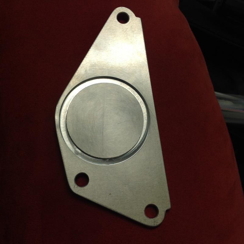 Plaque anti-fuite moteur Image13