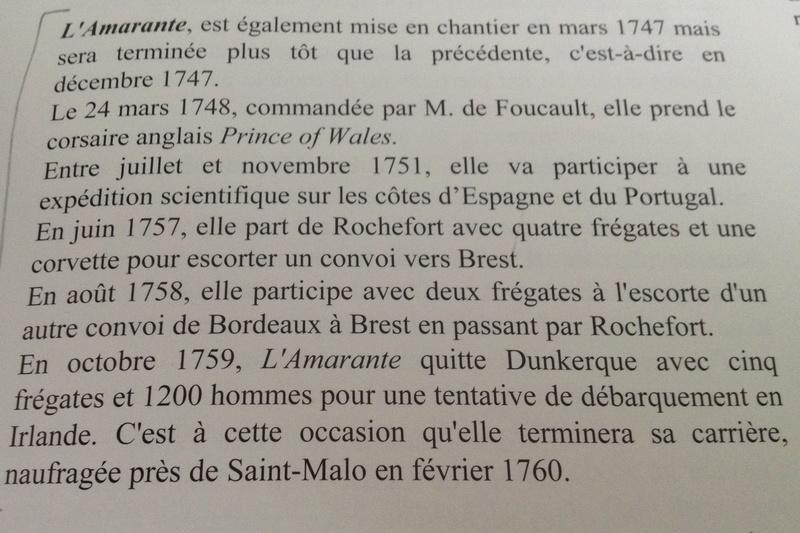 l'amarante corvette de 1747  sur plan de Mr Delacroix  1-img_14