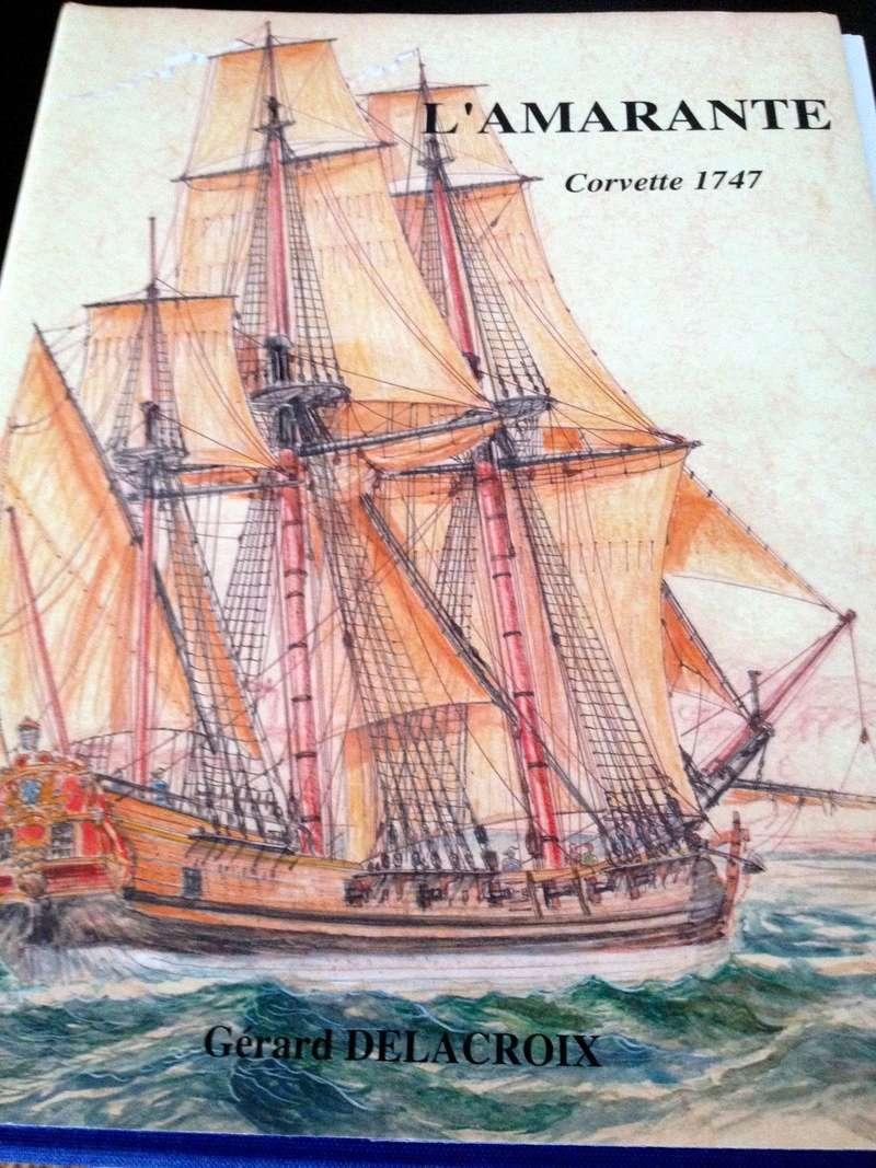 l'amarante corvette de 1747  sur plan de Mr Delacroix  1-img_16