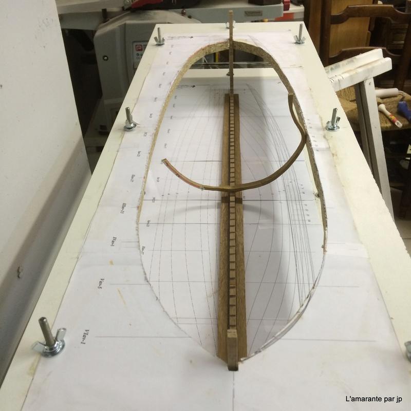 l'amarante corvette de 1747  sur plan de Mr Delacroix  - Page 2 2-img_17