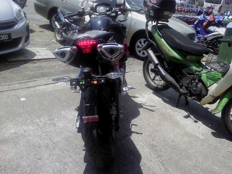 Benelli 600cc Dsc00215