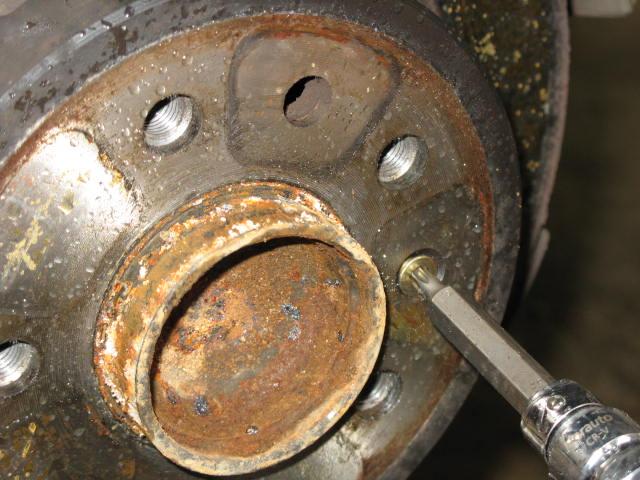 Nettoyage de frein à tambour S2/95 11910