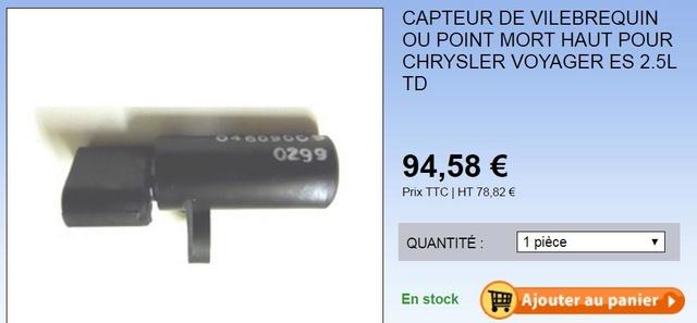 S2 2.5 TD La batterie ne charge plus, régulateur, alternateur, autre ? Captur47