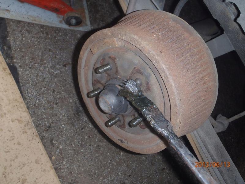Nettoyage de frein à tambour S2/95 P6130012