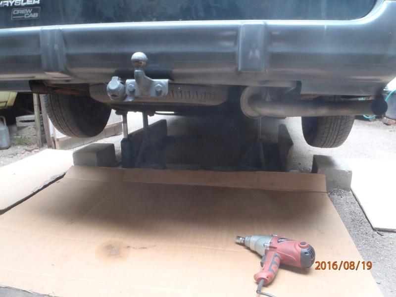 Nettoyage de frein à tambour S2/95 P8190010