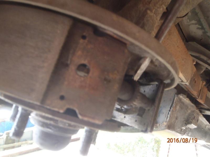 Nettoyage de frein à tambour S2/95 P8190020