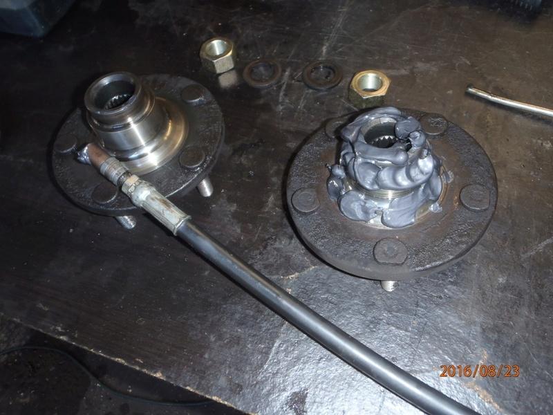 Probleme de roulement avant  P8230053