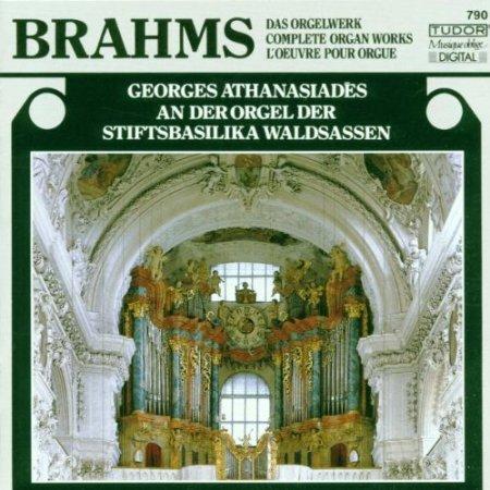 Mendelssohn, Schumann, Brahms et l'orgue romantique allemand Brahms11