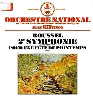 Roussel - Oeuvres symphoniques Rousse12
