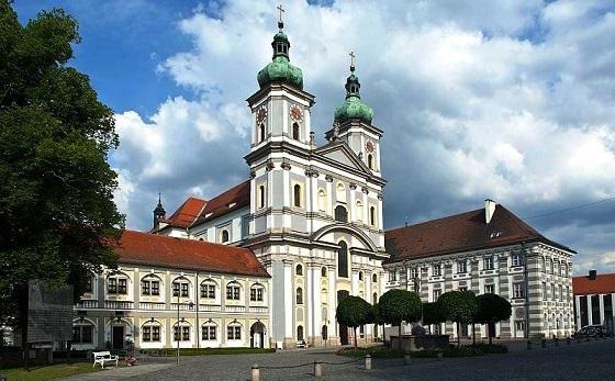 Mendelssohn, Schumann, Brahms et l'orgue romantique allemand Waldsa10