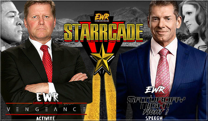 Wrestling Starrcade Entertainment