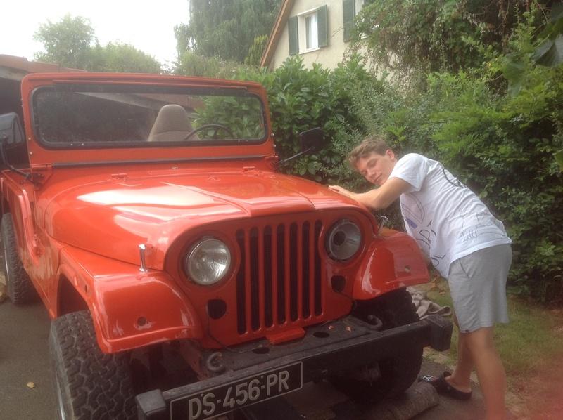 la renaissance du cj6 Jeep_010