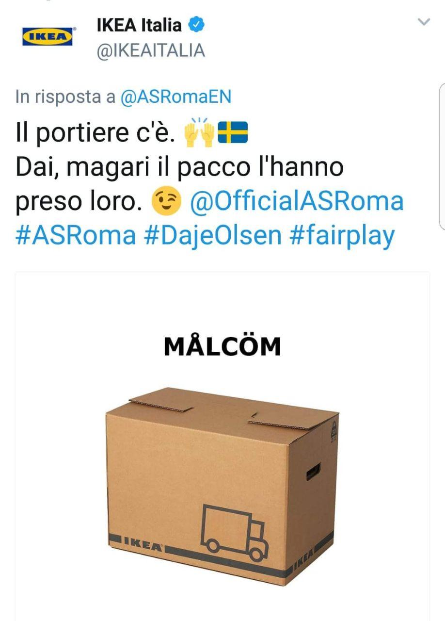 Robin Olsen [Prêté à Cagliari] 2018-010