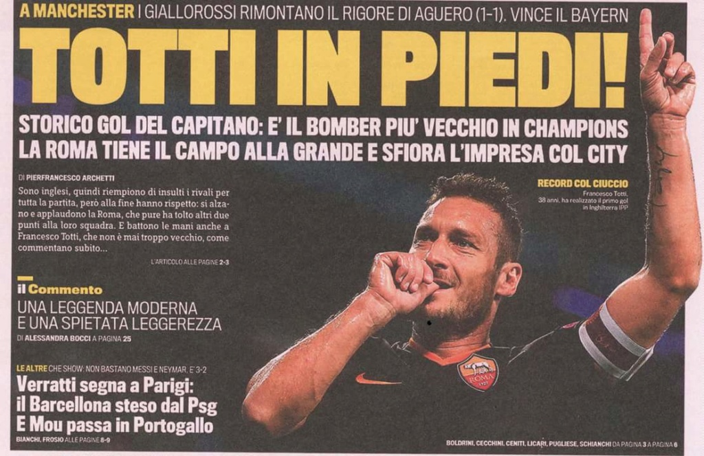 [HAF] Francesco Totti (1993-2017) - Page 29 Fb_img16