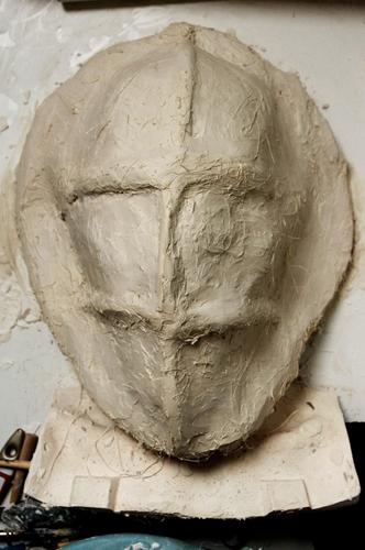 Masque de vampire qui sera commercialisé Vampir10