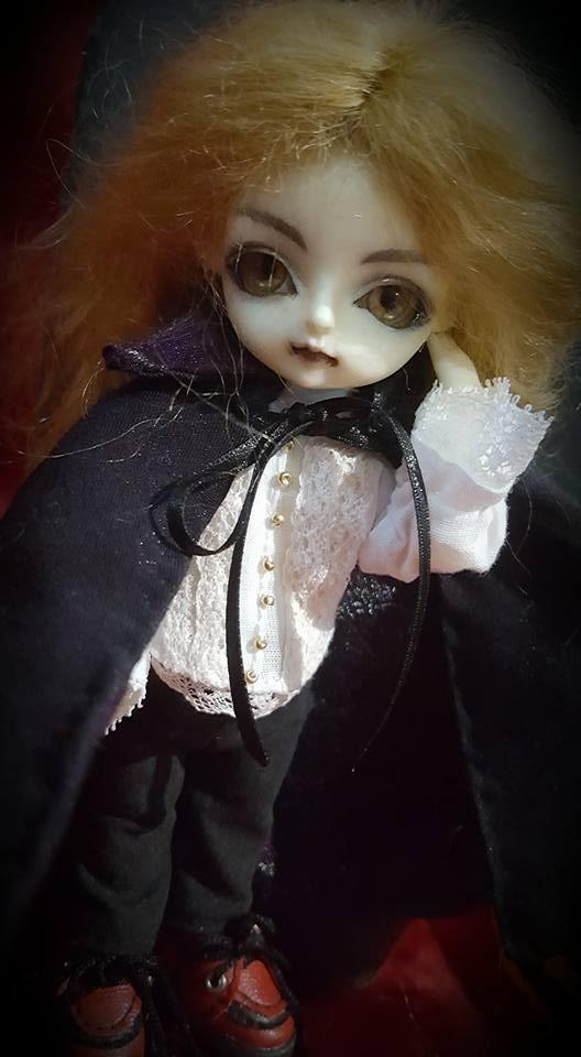 [RS erin] chibi Lestat, la vs trop choupi du beau vampire 13939410