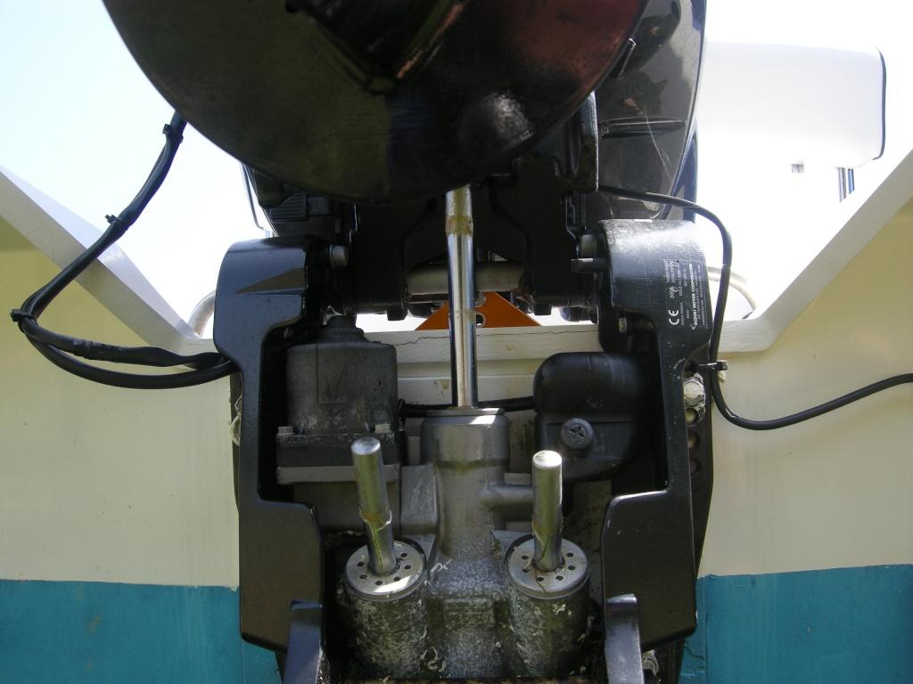 Fissure tableau arrière DB600 Dscn8713