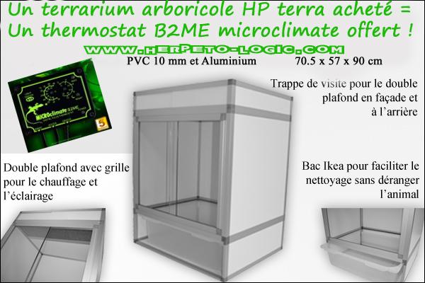 offre spéciale sur herpeto-logic.com Pub_te10