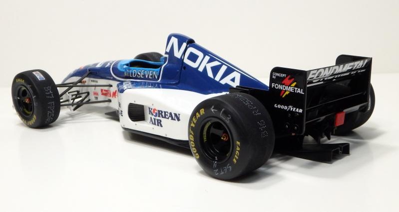1995 Tyrrell 023 1/20 P6200011