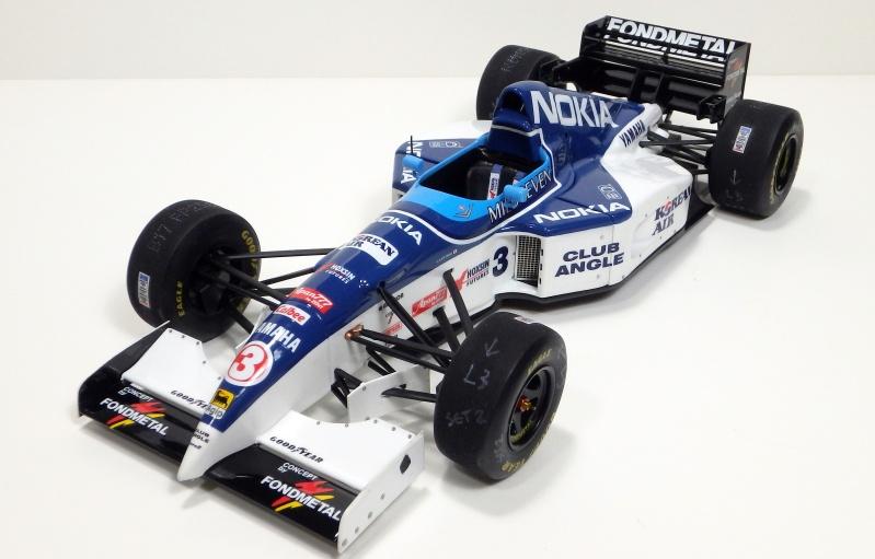 1995 Tyrrell 023 1/20 P6200012