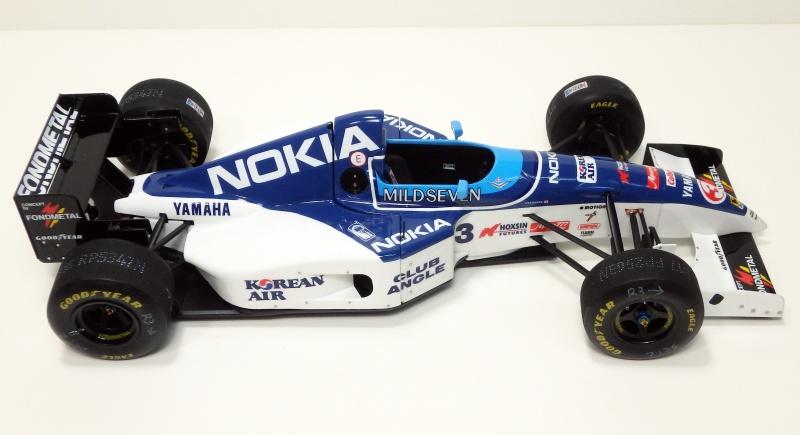 1995 Tyrrell 023 1/20 P6200013