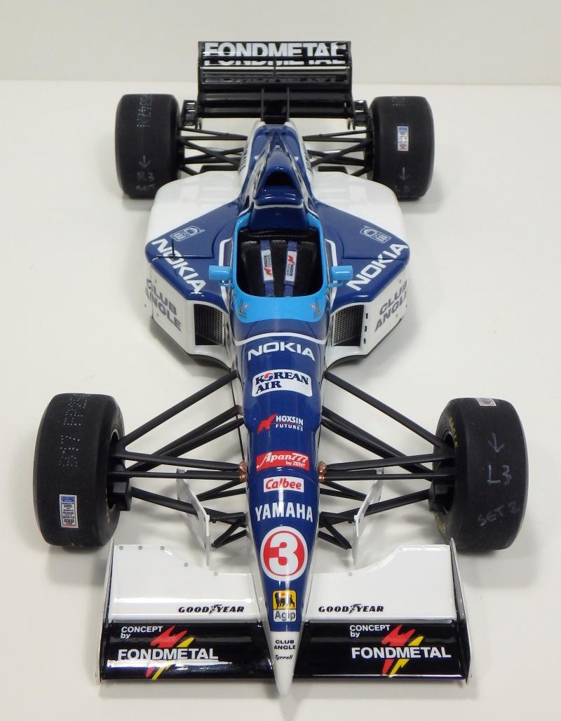 1995 Tyrrell 023 1/20 P6200015