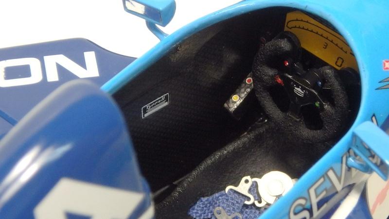 1995 Tyrrell 023 1/20 P6200019