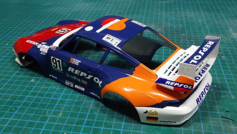 1995 Repsol Porsche 911 Gt2 P7100013