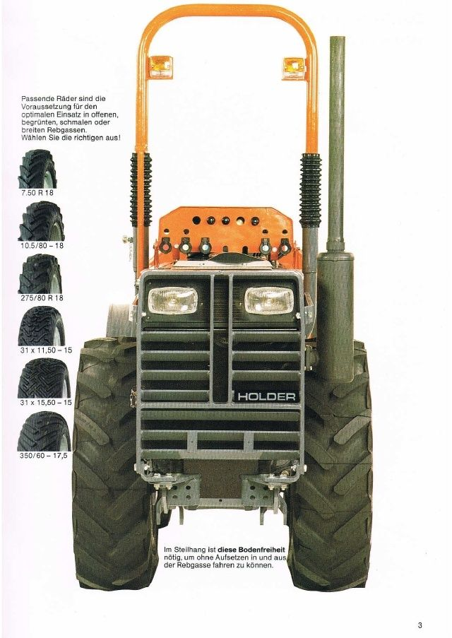 holder - tracteur holder 550s sauvetage... moteur deutz F4L 1011 - Page 2 310