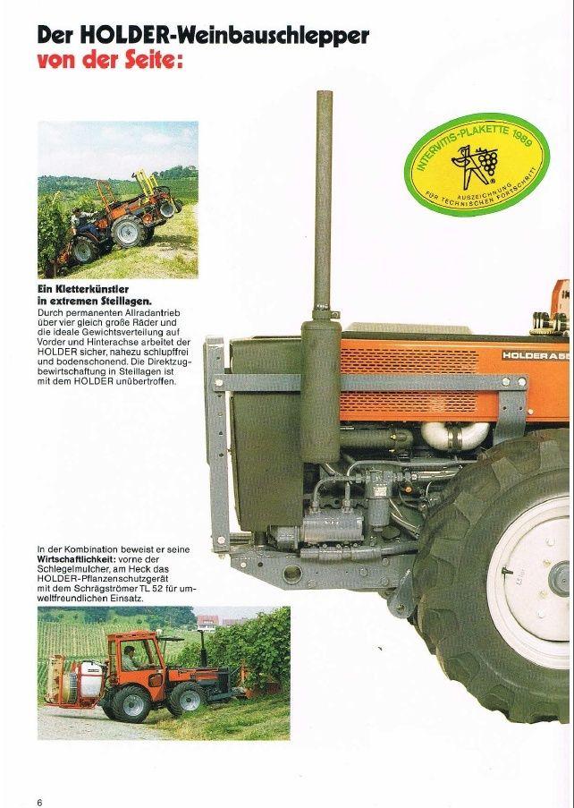 holder - tracteur holder 550s sauvetage... moteur deutz F4L 1011 - Page 2 610
