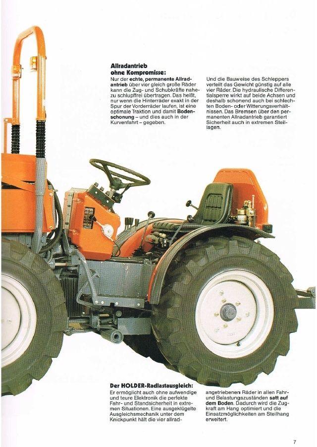 holder - tracteur holder 550s sauvetage... moteur deutz F4L 1011 - Page 2 710