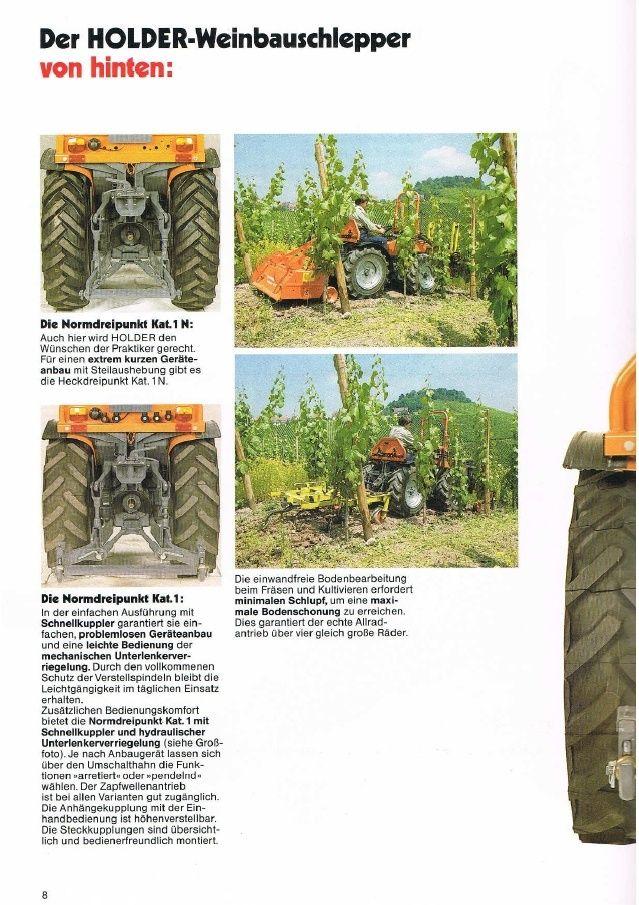 holder - tracteur holder 550s sauvetage... moteur deutz F4L 1011 - Page 2 810