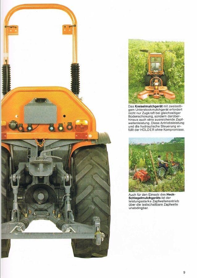 holder - tracteur holder 550s sauvetage... moteur deutz F4L 1011 - Page 2 910