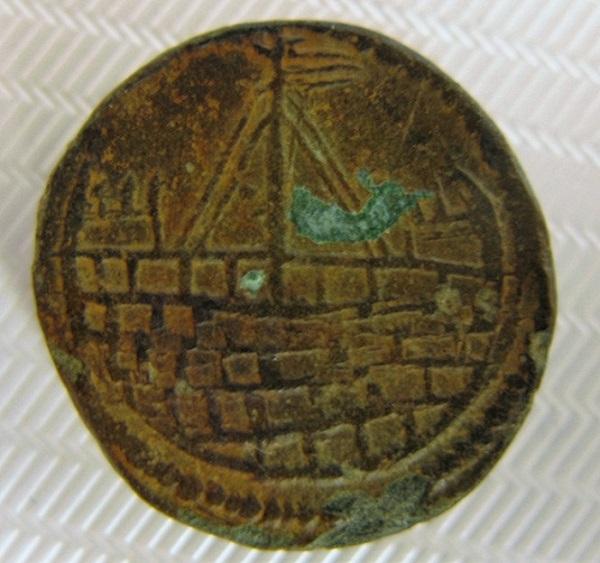 Poids monétaires pour le Noble d'or des rois Edward III à Edouard IV Img_2010