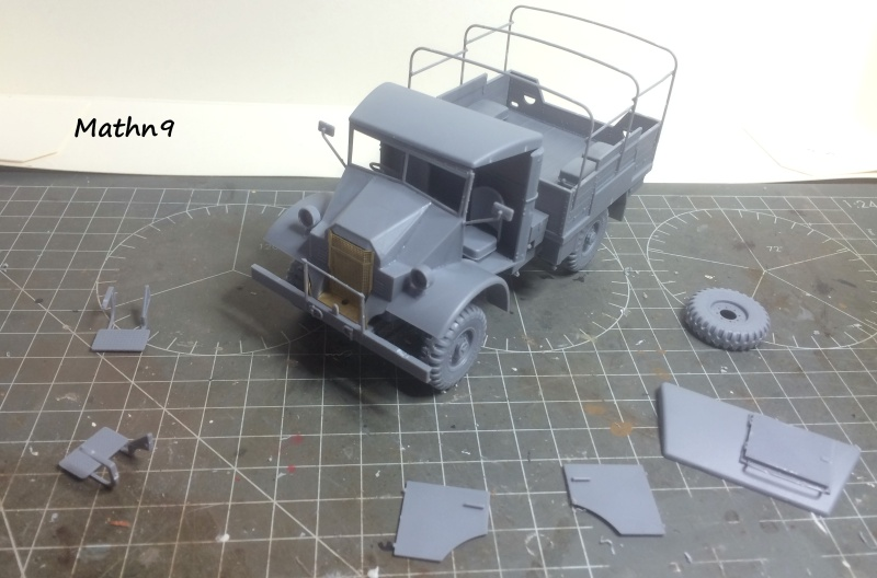 Chevrolet C15A Cab 12 Personnel Lorry [IBG 1/35] Img_0623