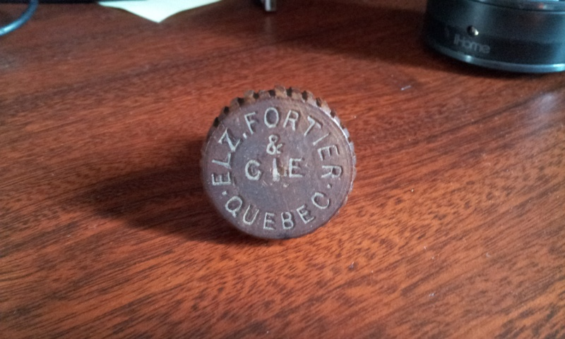 Bouchon Elzear Fortier 00310