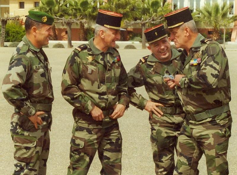 Départ vers le dernier bivouac du Major José FALCO 13592610
