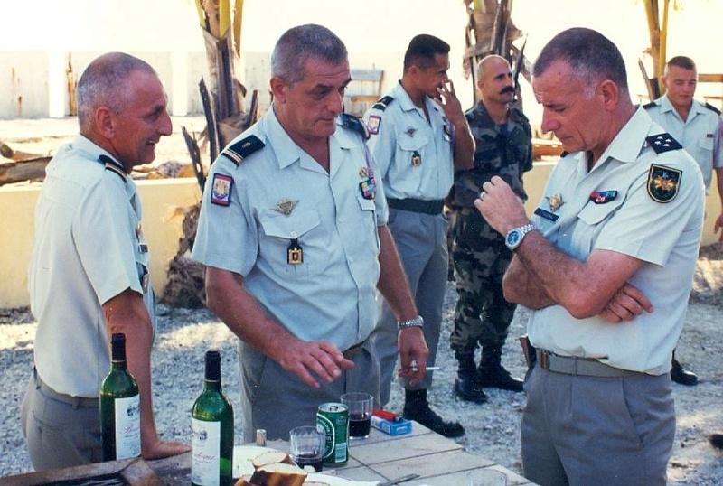 Départ vers le dernier bivouac du Major José FALCO 13606510