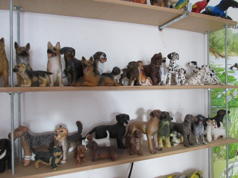 A small part of my collection - here the dogs section Img_0210