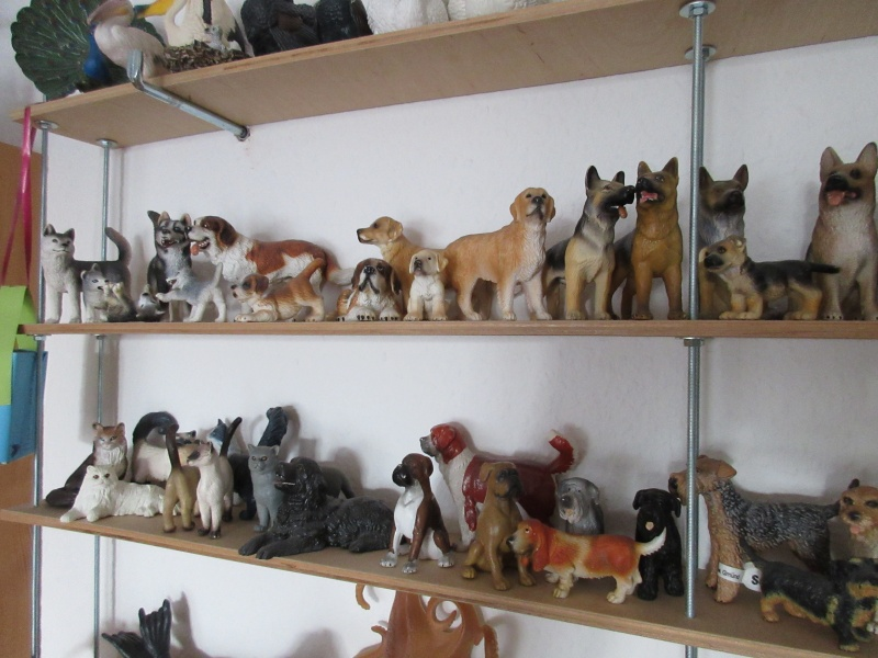 A small part of my collection - here the dogs section Img_0211