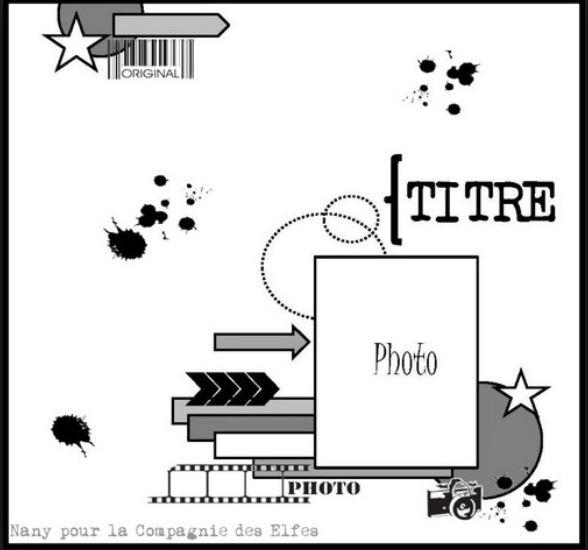 Octobre : Caribou propose un sketch de page. Sketch11