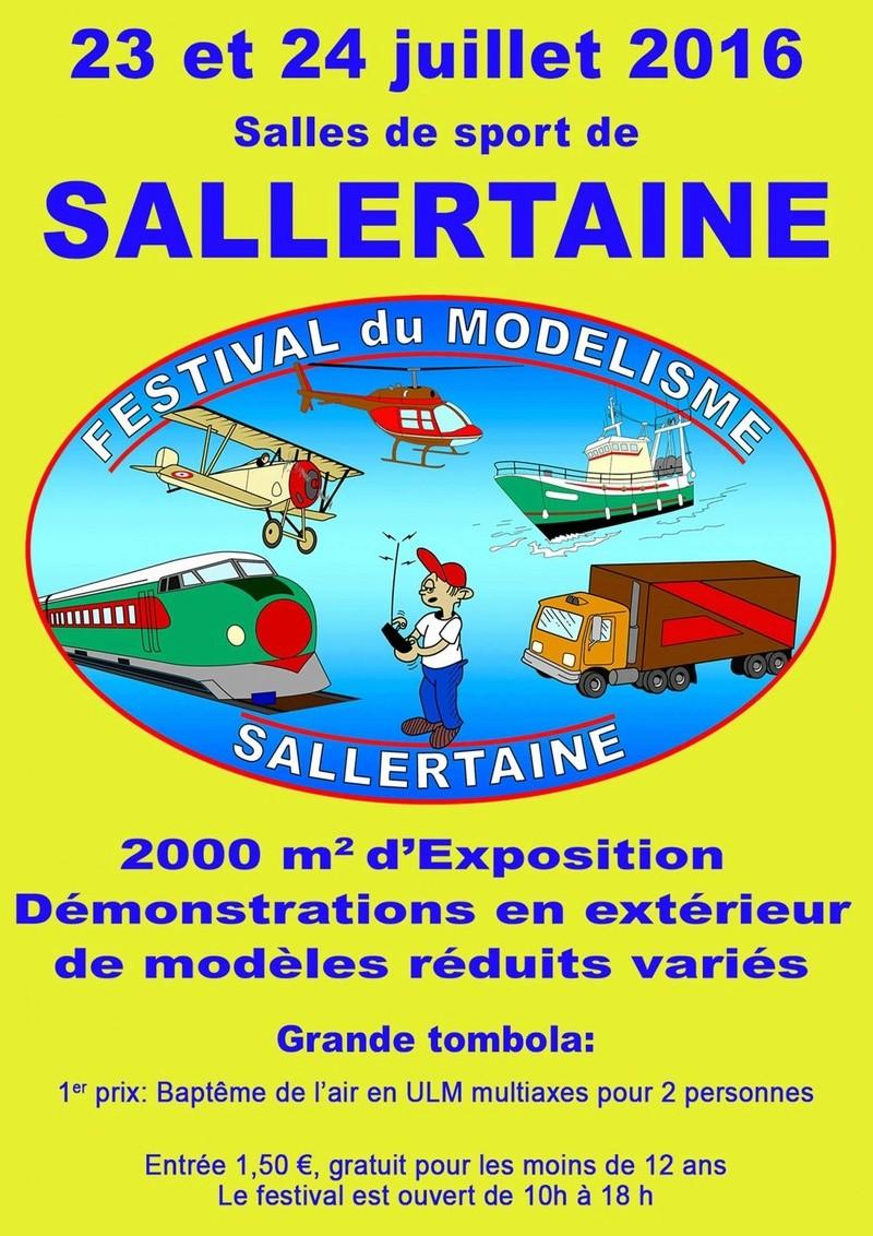 Festival du modélisme ! - Page 6 Affich10
