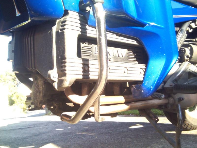 K1100 crash bars 153710