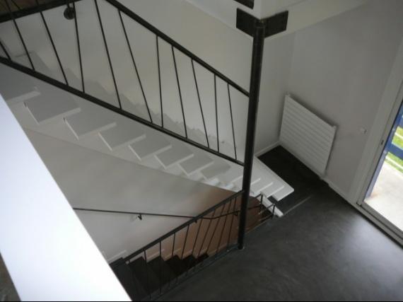escalier béton ciré Garde-20