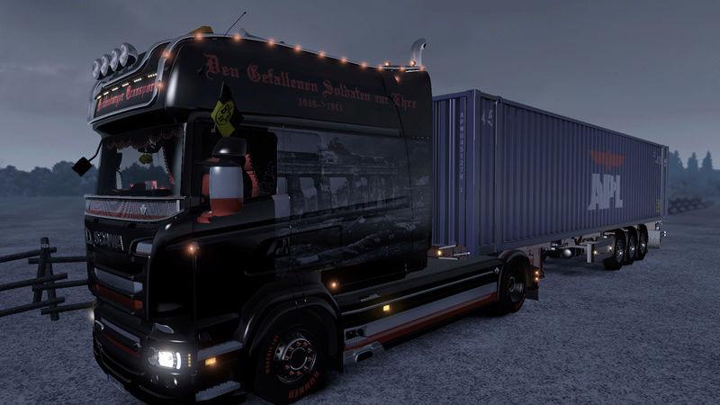 Mecklenburger Transporte