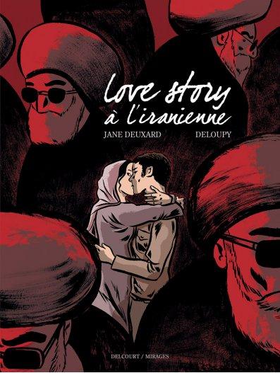 Love story à l'iranienne [Deuxard, Jane & Deloupy] Deuxar10