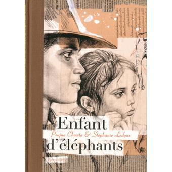 Enfant d'éléphants [Chowta, Prajna & Ledoux, Stéphanie] Elepha10